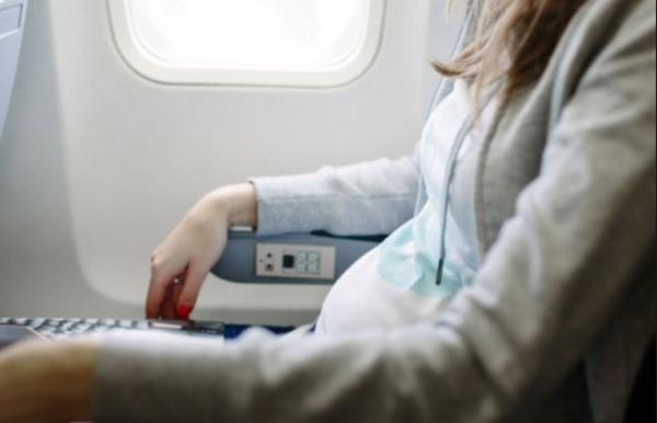T'way Air đồng hành cùng bà bầu trên hành trình bay