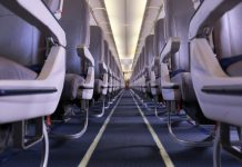 T'way Air cung cấp dịch vụ ghế bổ sung dành cho hành khách