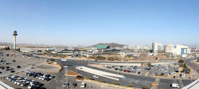 Sân bay quốc tế Gimpo, Hàn Quốc