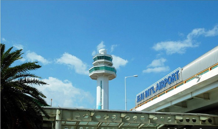 Sân bay quốc tế Jeju- Hàn Quốc