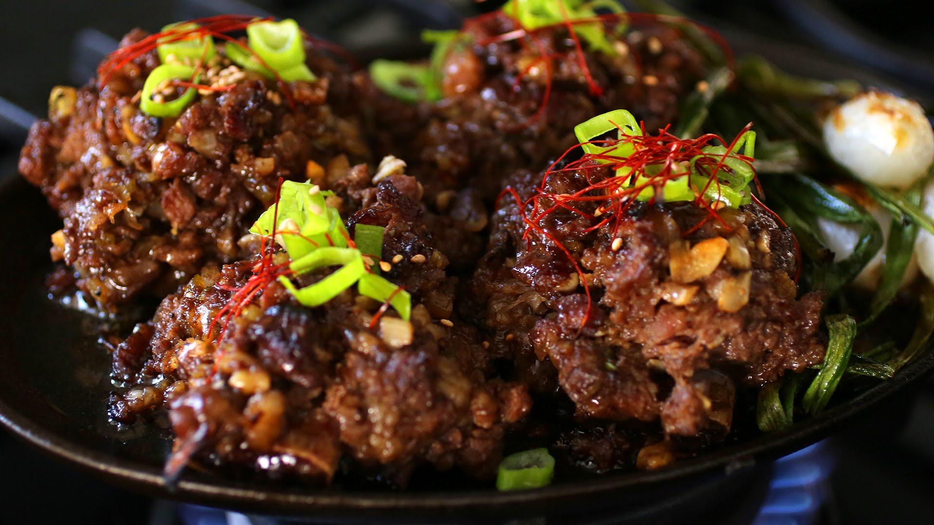 Những món ăn may mắn đầu năm của người Hàn Quốc