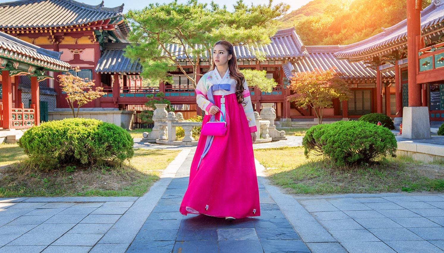 Du lịch Hàn Quốc năm 2018