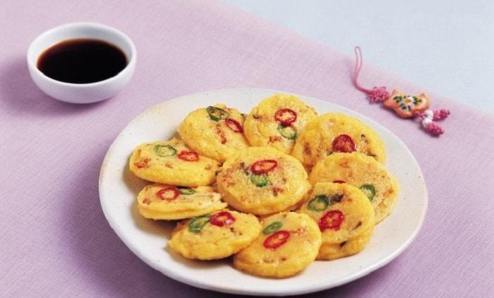 Bánh Bindaetteok