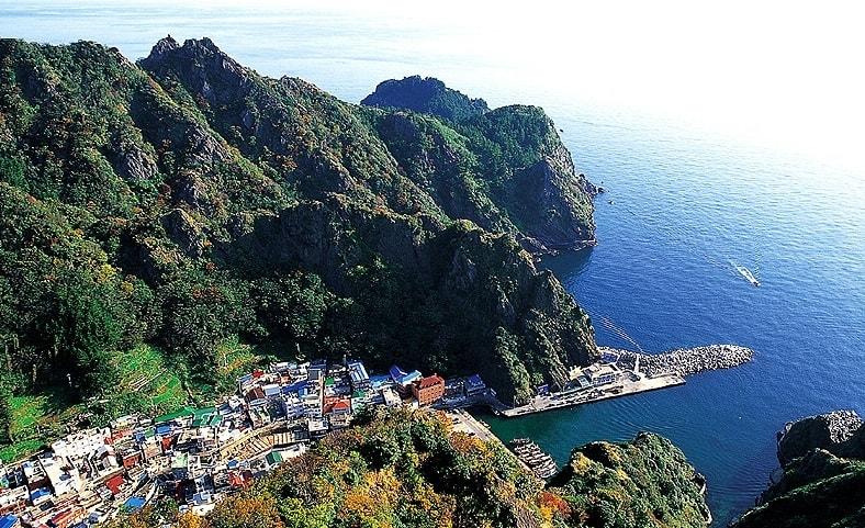 Đảo Ulleung Do