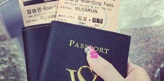 Xin visa đi Hàn Quốc 2018