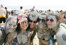 Lễ hội bùn Boryeong ở Hàn Quốc