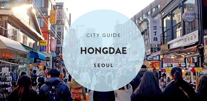 Khu phố Hongdae