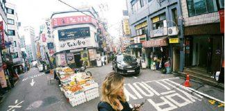 Những khu phố nổi tiếng ở SeoulNhững khu phố nổi tiếng ở Seoul