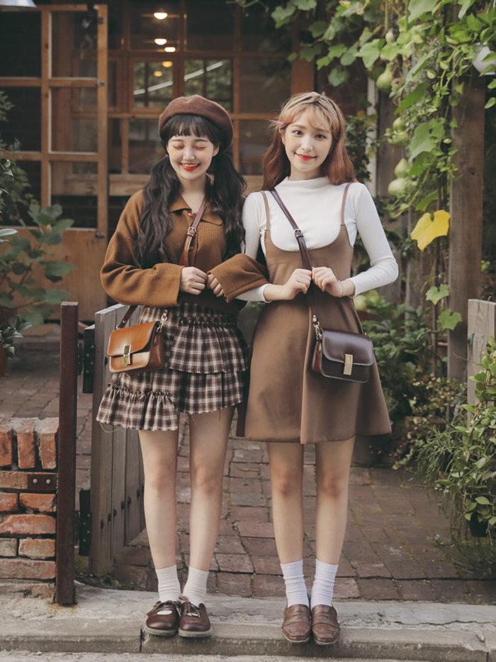 Thời trang Hàn Quốc có sức ảnh hưởng mạnh mex
