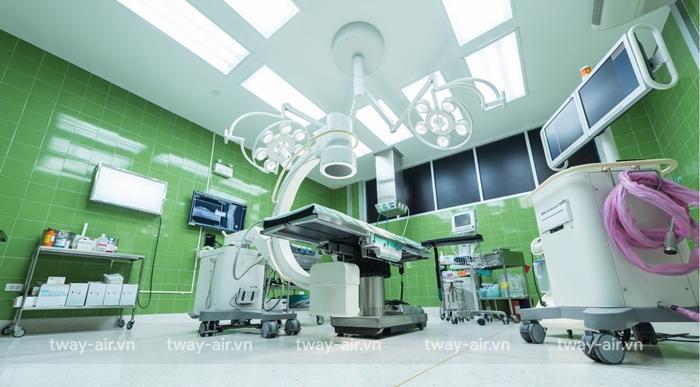 Một phòng khám ở bệnh viện Seoul - Du lịch Y Tế
