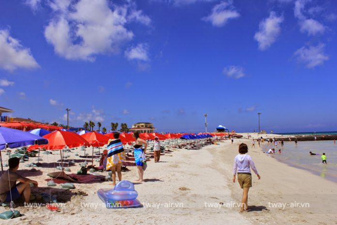 Bãi biển Jungmun – Jeju