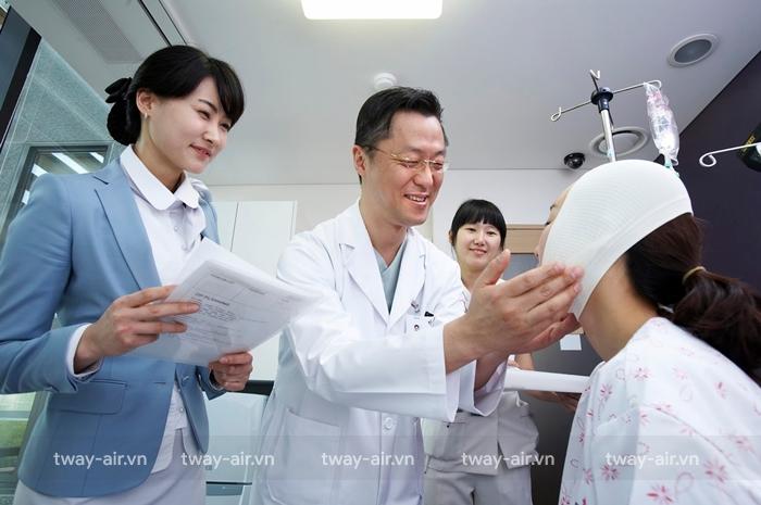 Phẫu thuật thẩm mỹ ở Hàn Quốc- Du lịch Y Tế
