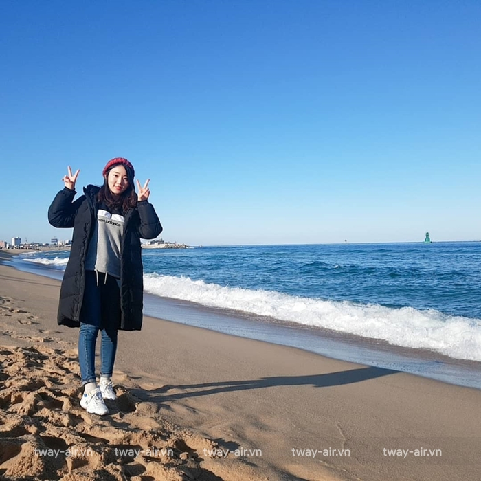 Bãi biển Sokcho – Gangwon