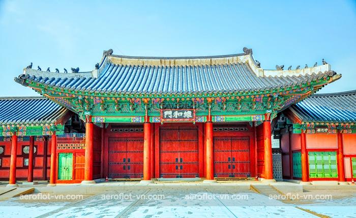 Cung Gyeongbokgung